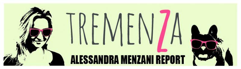 Tremenza, Alessandra Manzani Blog