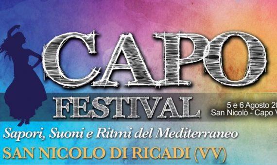 Sito Web Capo Festival di Capo Vaticano