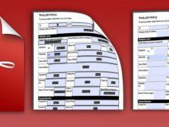 Da PDF a PDF editabile Online