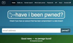 Elenco password email rubate