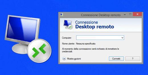 Desktop Remoto senza disconnettere utente