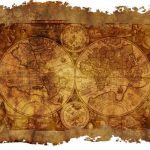 Mappe antiche del Mondo: Il Google Maps dell'Ottocento