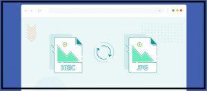 Convertire File heic in jpg mac