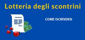 Iscrizione al Portale Lotteria degli Scontrini: registrazione